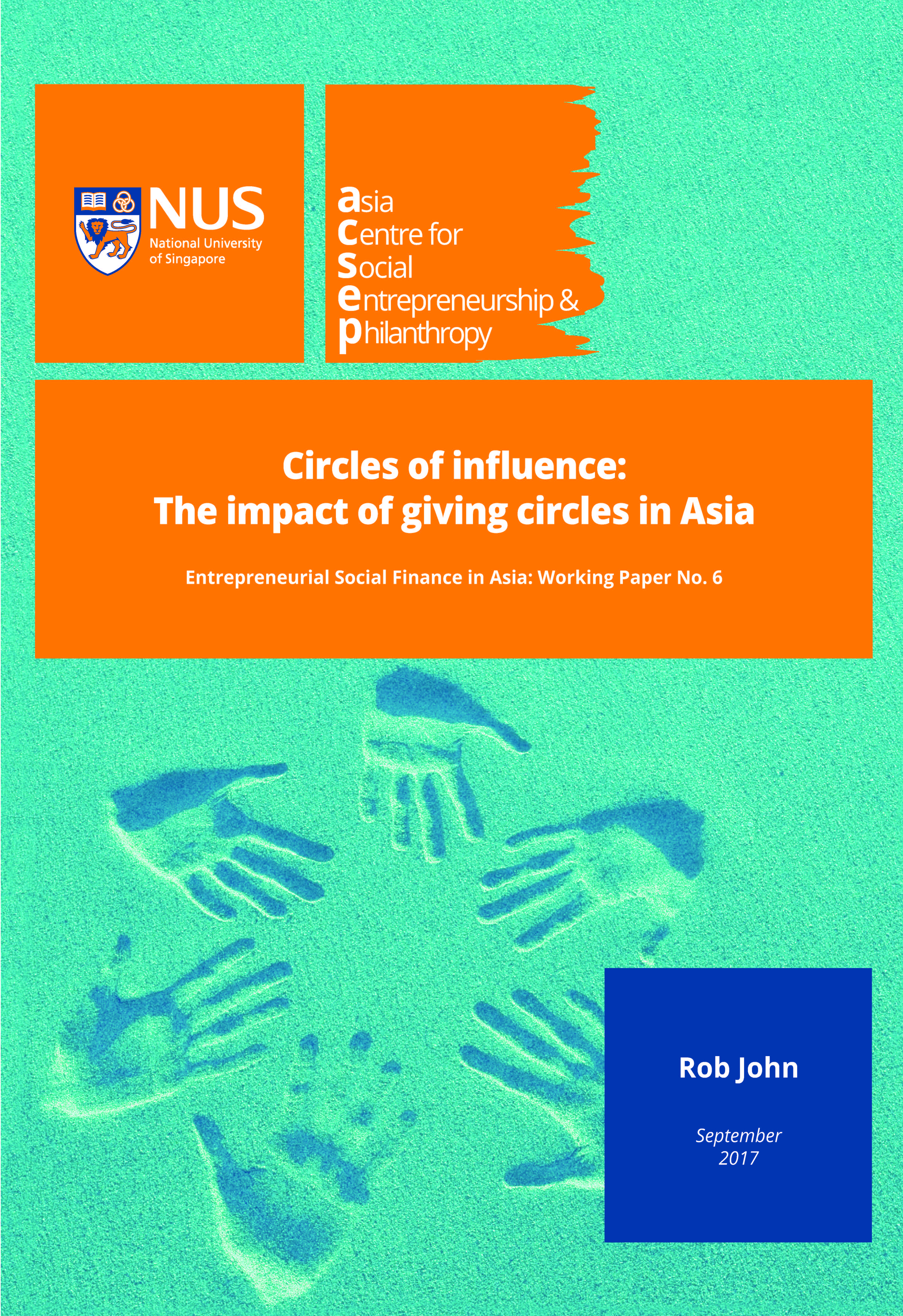 Circles of influence: The Impact of Giving Circles in Asia