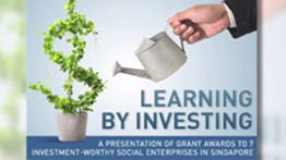 Learning by Investing