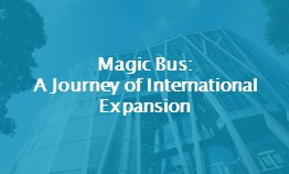 Magic Bus: A Journey of International Expansion