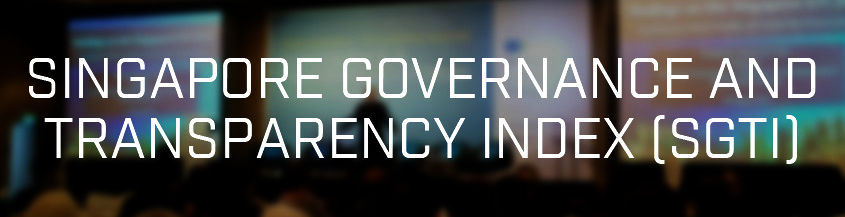 Singapore Governance and Transparency Index