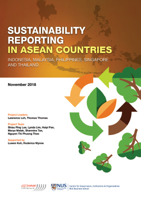 Sustainability Reporting in ASEAN Countries 2018