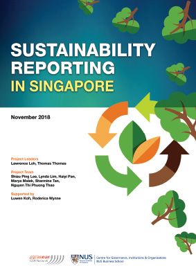 Sustainability Reporting in Singapore 2018