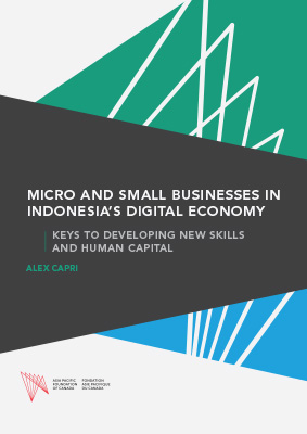 Micro and Small Businesses in Indonesia's Digital Economy